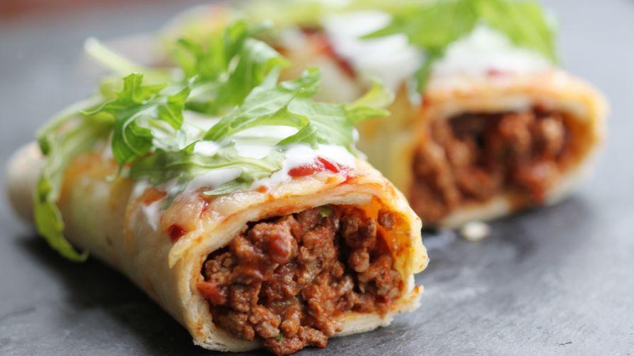 Mudahnya Resep Masakan Burrito Ala Rumahan