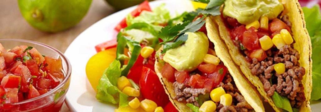 Beginilah Ciri Khas Masakan Meksiko