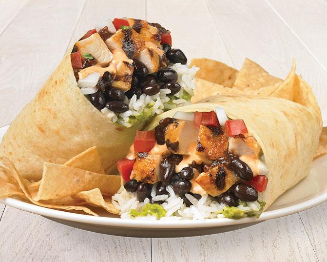 Perbedaan Antara Buritto dan Taco