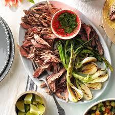 Beberapa Resep untuk Makanan Asli Meksiko