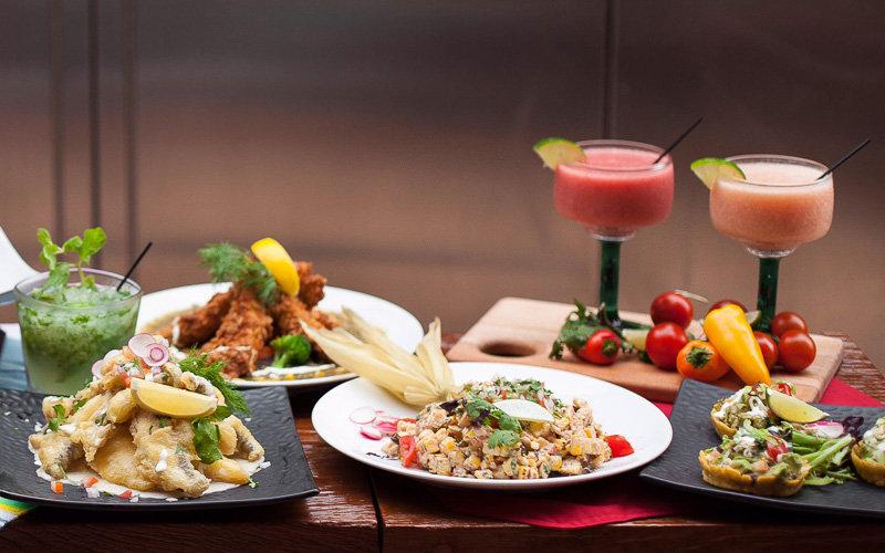 Makanan dan Minuman Tradisional Meksiko