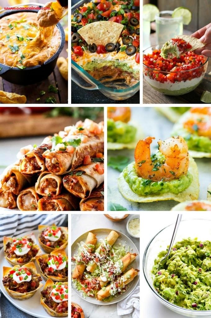 Serba Serbi Makanan dan Resep Makanan Meksiko (5 resep)